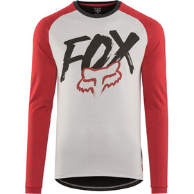 Fox Ranger Dri-Release Fox LS Jersey Men steel gray